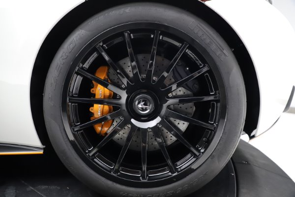 New 2020 McLaren 620R for sale Call for price at Rolls-Royce Motor Cars Greenwich in Greenwich CT 06830 28