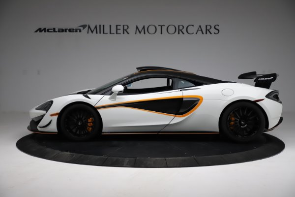 New 2020 McLaren 620R for sale Call for price at Rolls-Royce Motor Cars Greenwich in Greenwich CT 06830 3