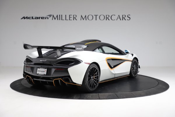 New 2020 McLaren 620R for sale Call for price at Rolls-Royce Motor Cars Greenwich in Greenwich CT 06830 6