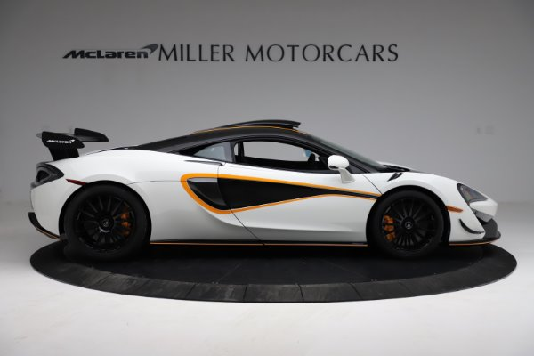 New 2020 McLaren 620R for sale Call for price at Rolls-Royce Motor Cars Greenwich in Greenwich CT 06830 7
