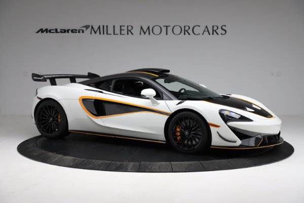 New 2020 McLaren 620R for sale Call for price at Rolls-Royce Motor Cars Greenwich in Greenwich CT 06830 8