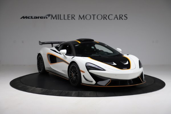New 2020 McLaren 620R for sale Call for price at Rolls-Royce Motor Cars Greenwich in Greenwich CT 06830 9