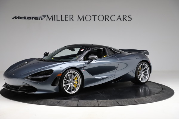 New 2021 McLaren 720S Spider for sale $351,450 at Rolls-Royce Motor Cars Greenwich in Greenwich CT 06830 14