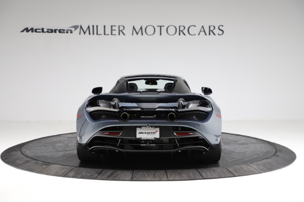 New 2021 McLaren 720S Spider for sale $351,450 at Rolls-Royce Motor Cars Greenwich in Greenwich CT 06830 17