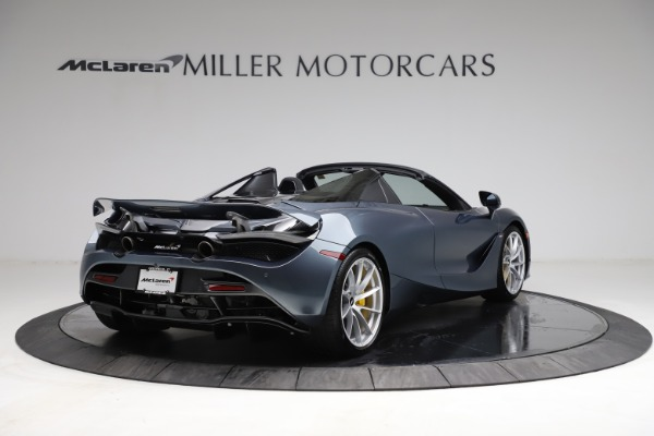 New 2021 McLaren 720S Spider for sale $351,450 at Rolls-Royce Motor Cars Greenwich in Greenwich CT 06830 6