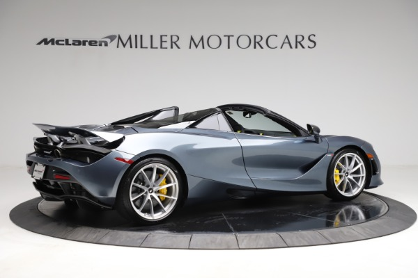 New 2021 McLaren 720S Spider for sale $351,450 at Rolls-Royce Motor Cars Greenwich in Greenwich CT 06830 7
