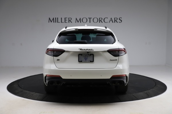 New 2021 Maserati Levante Q4 GranSport for sale $95,835 at Rolls-Royce Motor Cars Greenwich in Greenwich CT 06830 10