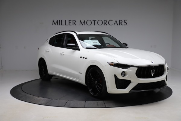 New 2021 Maserati Levante Q4 GranSport for sale $95,835 at Rolls-Royce Motor Cars Greenwich in Greenwich CT 06830 15