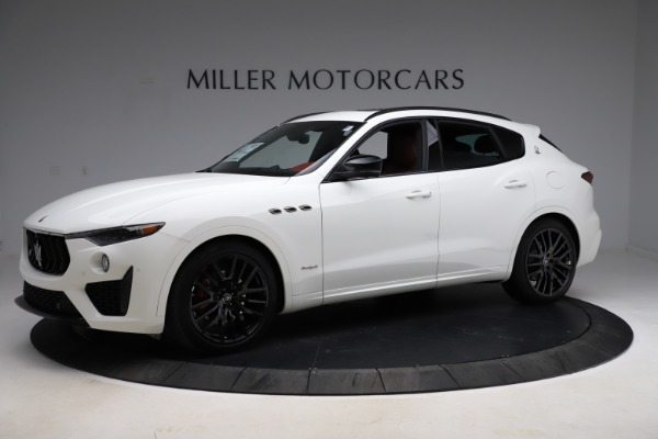 New 2021 Maserati Levante Q4 GranSport for sale $95,835 at Rolls-Royce Motor Cars Greenwich in Greenwich CT 06830 2
