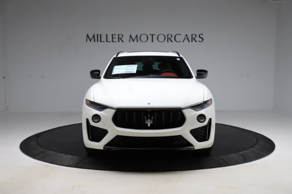 New 2021 Maserati Levante Q4 GranSport for sale $95,835 at Rolls-Royce Motor Cars Greenwich in Greenwich CT 06830 4