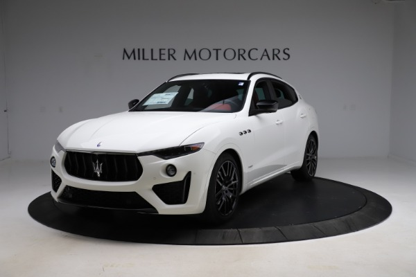 New 2021 Maserati Levante Q4 GranSport for sale $95,835 at Rolls-Royce Motor Cars Greenwich in Greenwich CT 06830 5