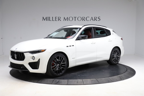 New 2021 Maserati Levante Q4 GranSport for sale $95,835 at Rolls-Royce Motor Cars Greenwich in Greenwich CT 06830 6