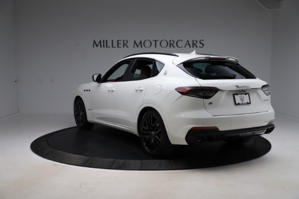 New 2021 Maserati Levante Q4 GranSport for sale $95,835 at Rolls-Royce Motor Cars Greenwich in Greenwich CT 06830 9