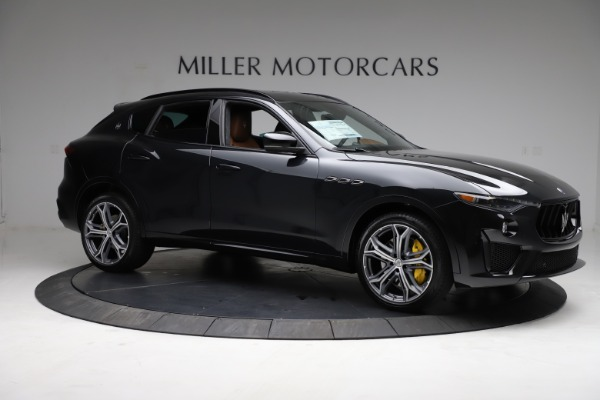 New 2021 Maserati Levante GTS for sale $139,585 at Rolls-Royce Motor Cars Greenwich in Greenwich CT 06830 10