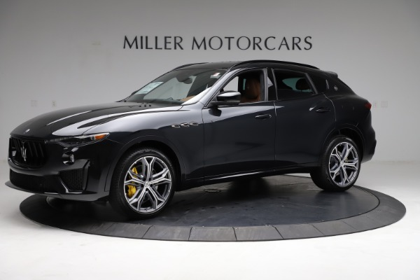 New 2021 Maserati Levante GTS for sale $139,585 at Rolls-Royce Motor Cars Greenwich in Greenwich CT 06830 2