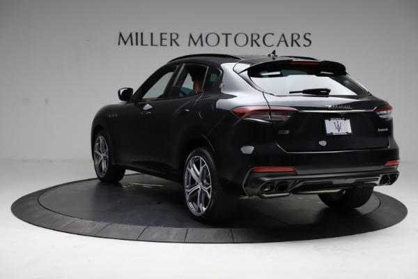 New 2021 Maserati Levante GTS for sale $139,585 at Rolls-Royce Motor Cars Greenwich in Greenwich CT 06830 5