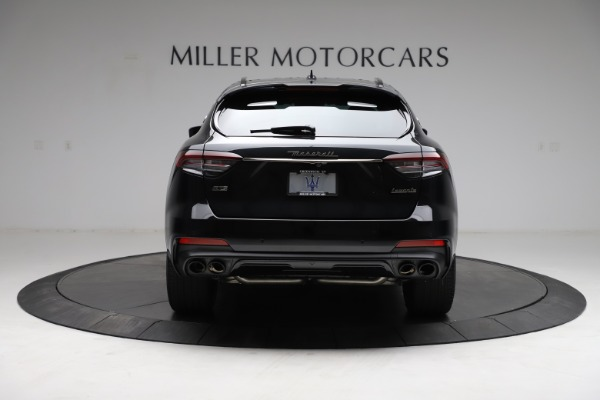 New 2021 Maserati Levante GTS for sale $139,585 at Rolls-Royce Motor Cars Greenwich in Greenwich CT 06830 6
