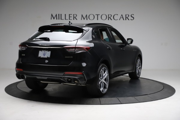 New 2021 Maserati Levante GTS for sale $139,585 at Rolls-Royce Motor Cars Greenwich in Greenwich CT 06830 7