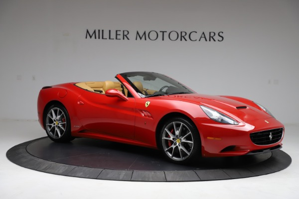Used 2010 Ferrari California for sale Sold at Rolls-Royce Motor Cars Greenwich in Greenwich CT 06830 10