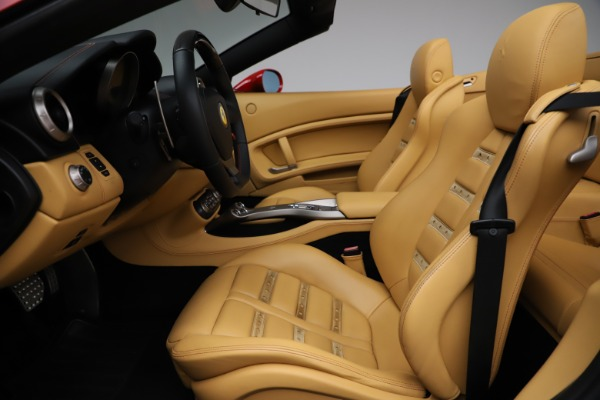 Used 2010 Ferrari California for sale Sold at Rolls-Royce Motor Cars Greenwich in Greenwich CT 06830 20