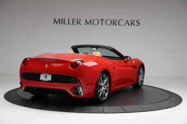 Used 2010 Ferrari California for sale Sold at Rolls-Royce Motor Cars Greenwich in Greenwich CT 06830 7