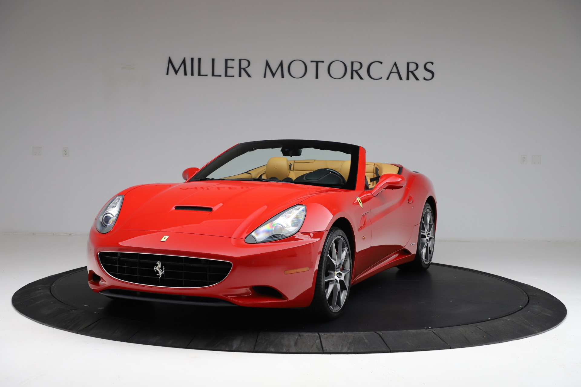 Used 2010 Ferrari California for sale Sold at Rolls-Royce Motor Cars Greenwich in Greenwich CT 06830 1