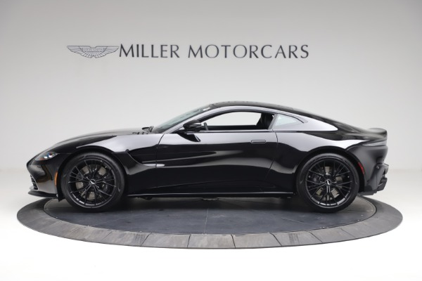 New 2021 Aston Martin Vantage for sale $178,986 at Rolls-Royce Motor Cars Greenwich in Greenwich CT 06830 2