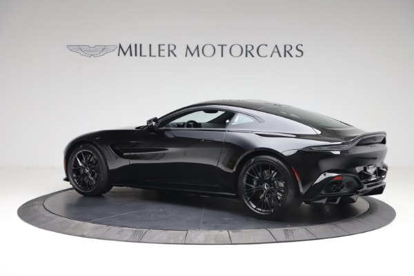 New 2021 Aston Martin Vantage for sale $178,986 at Rolls-Royce Motor Cars Greenwich in Greenwich CT 06830 3