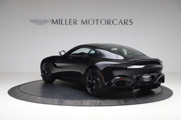 New 2021 Aston Martin Vantage for sale $178,986 at Rolls-Royce Motor Cars Greenwich in Greenwich CT 06830 4