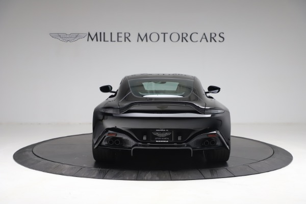 New 2021 Aston Martin Vantage for sale $178,986 at Rolls-Royce Motor Cars Greenwich in Greenwich CT 06830 5
