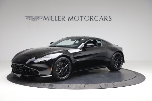 New 2021 Aston Martin Vantage for sale $178,986 at Rolls-Royce Motor Cars Greenwich in Greenwich CT 06830 1