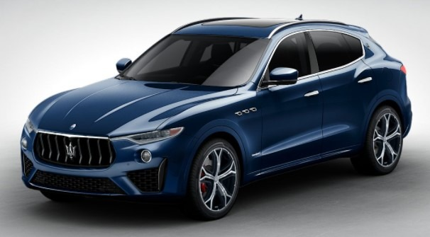 New 2021 Maserati Levante S Q4 GranSport for sale $104,835 at Rolls-Royce Motor Cars Greenwich in Greenwich CT 06830 1