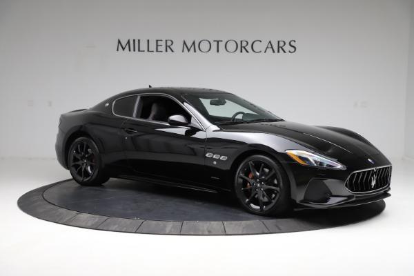 Used 2018 Maserati GranTurismo Sport for sale $89,900 at Rolls-Royce Motor Cars Greenwich in Greenwich CT 06830 10