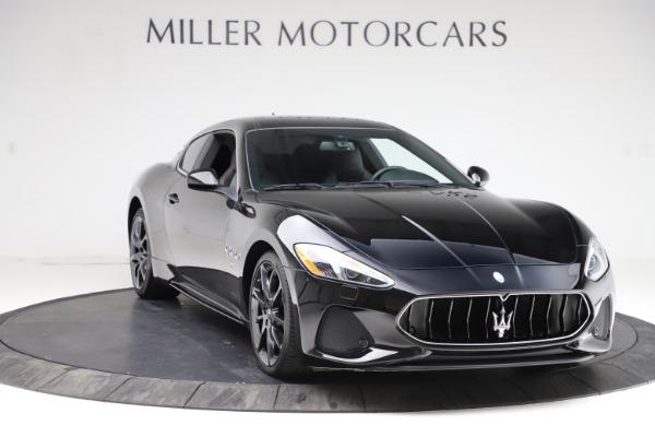 Used 2018 Maserati GranTurismo Sport for sale $89,900 at Rolls-Royce Motor Cars Greenwich in Greenwich CT 06830 11