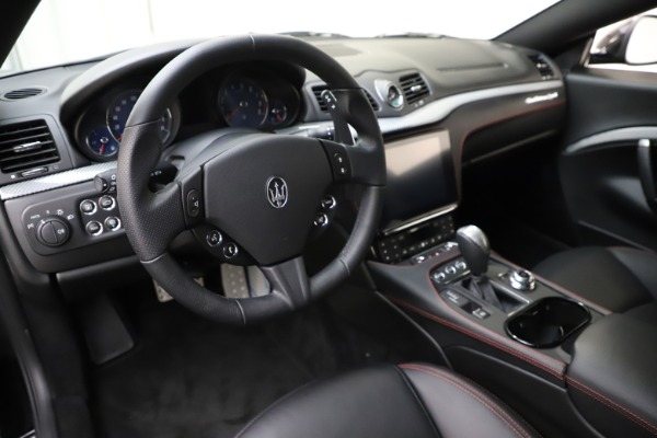 Used 2018 Maserati GranTurismo Sport for sale $89,900 at Rolls-Royce Motor Cars Greenwich in Greenwich CT 06830 13