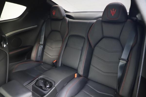 Used 2018 Maserati GranTurismo Sport for sale $89,900 at Rolls-Royce Motor Cars Greenwich in Greenwich CT 06830 17