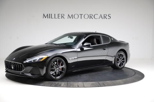 Used 2018 Maserati GranTurismo Sport for sale $89,900 at Rolls-Royce Motor Cars Greenwich in Greenwich CT 06830 2