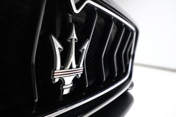 Used 2018 Maserati GranTurismo Sport for sale $89,900 at Rolls-Royce Motor Cars Greenwich in Greenwich CT 06830 23