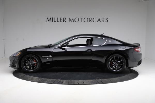 Used 2018 Maserati GranTurismo Sport for sale $89,900 at Rolls-Royce Motor Cars Greenwich in Greenwich CT 06830 3