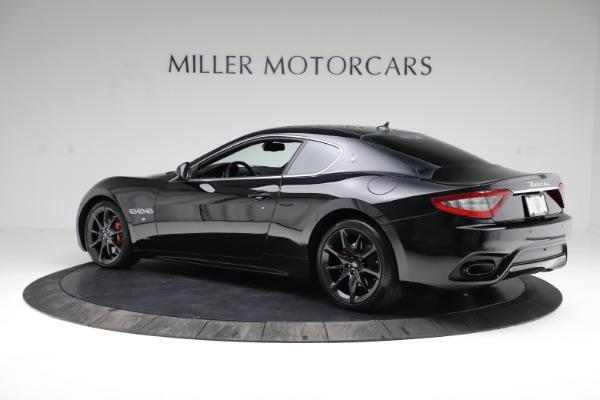 Used 2018 Maserati GranTurismo Sport for sale $89,900 at Rolls-Royce Motor Cars Greenwich in Greenwich CT 06830 4