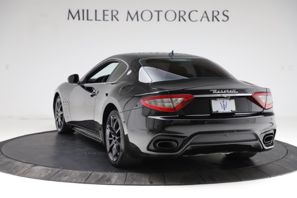 Used 2018 Maserati GranTurismo Sport for sale $89,900 at Rolls-Royce Motor Cars Greenwich in Greenwich CT 06830 5