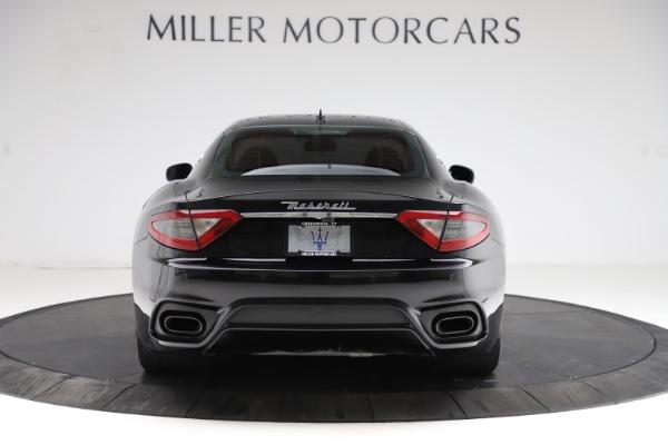 Used 2018 Maserati GranTurismo Sport for sale $89,900 at Rolls-Royce Motor Cars Greenwich in Greenwich CT 06830 6