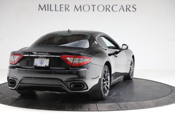 Used 2018 Maserati GranTurismo Sport for sale $89,900 at Rolls-Royce Motor Cars Greenwich in Greenwich CT 06830 7