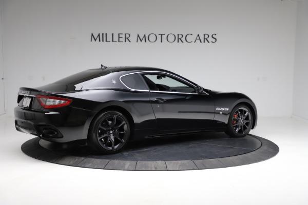 Used 2018 Maserati GranTurismo Sport for sale $89,900 at Rolls-Royce Motor Cars Greenwich in Greenwich CT 06830 8