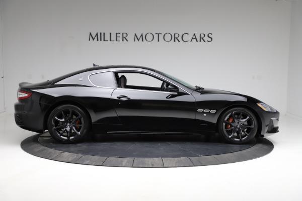 Used 2018 Maserati GranTurismo Sport for sale $89,900 at Rolls-Royce Motor Cars Greenwich in Greenwich CT 06830 9