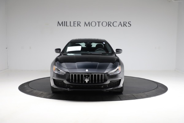 New 2021 Maserati Ghibli S Q4 for sale $86,654 at Rolls-Royce Motor Cars Greenwich in Greenwich CT 06830 13