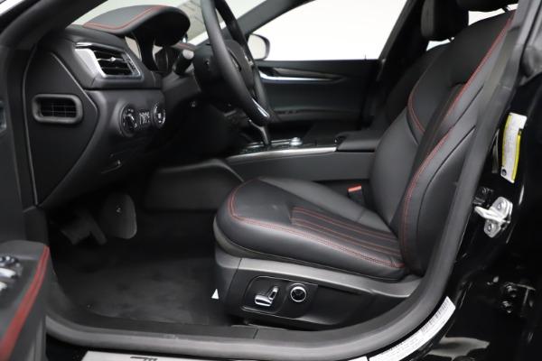New 2021 Maserati Ghibli S Q4 for sale $86,654 at Rolls-Royce Motor Cars Greenwich in Greenwich CT 06830 15