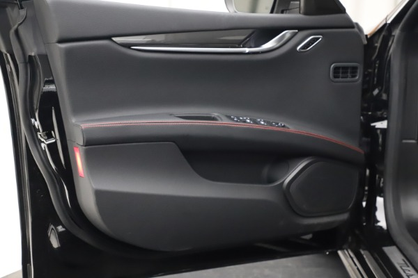 New 2021 Maserati Ghibli S Q4 for sale $86,654 at Rolls-Royce Motor Cars Greenwich in Greenwich CT 06830 16
