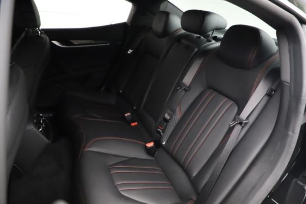 New 2021 Maserati Ghibli S Q4 for sale $86,654 at Rolls-Royce Motor Cars Greenwich in Greenwich CT 06830 19