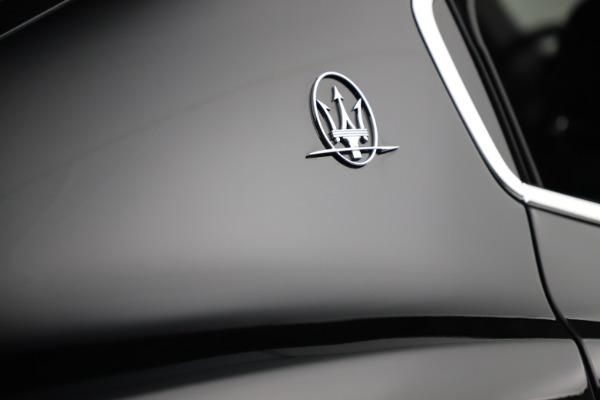 New 2021 Maserati Ghibli S Q4 for sale $86,654 at Rolls-Royce Motor Cars Greenwich in Greenwich CT 06830 25
